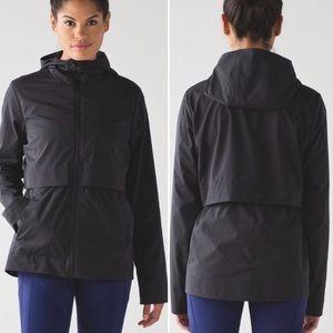 LULULEMON Black Nonstop Jacket, Size 12